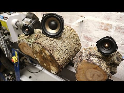 Woodturning - Logs