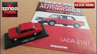 č.5: Lada 2107 recenzia (1:43) / unboxing review