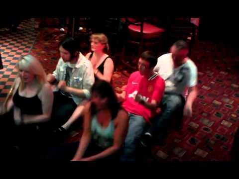 Ducks Karaoke @ The Shovels Staff Do 2011