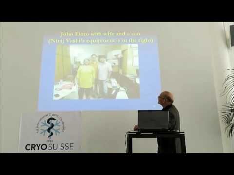 Cryonics developments in India, China, Argentina and Canada - Ben Best - 2016 in Basel