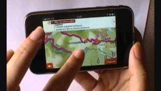 Tarn Tourisme pr�sente son application iPhone