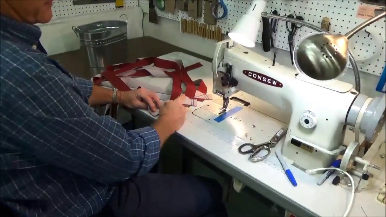 how to make piping for upholstery