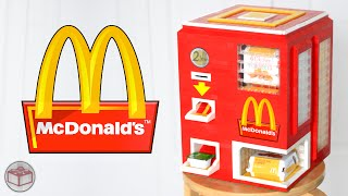 LEGO McDonald's Chicken McNuggets Machine