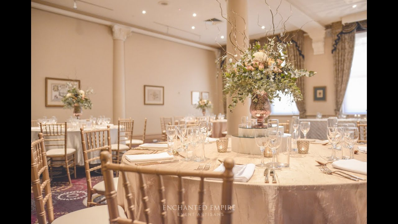 Rustic Romance Wedding Styled By Enchanted Empire Event Artisans