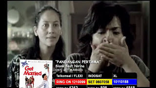 Slank feat. Nirina Zubir - Pandangan Pertama (Official Music Video)