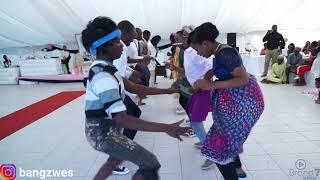 Zimbabwe wedding Paul Mpofu - Murambinda/ Zambuko (Sascum Dance)