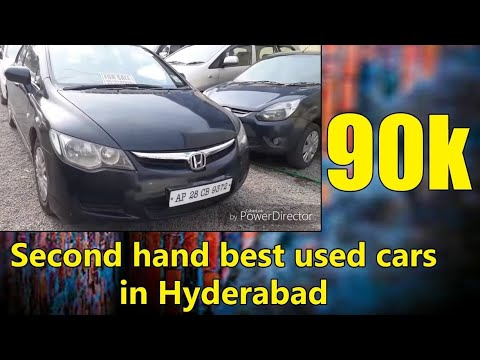 Second hand used cars in madhapur Sri vaishnavi cars, hyderabad