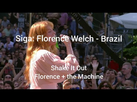 Florence + The Machine - Shake It Out Live Good Morning America 2018
