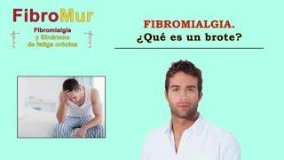 De náuseas fibromialgia brote de