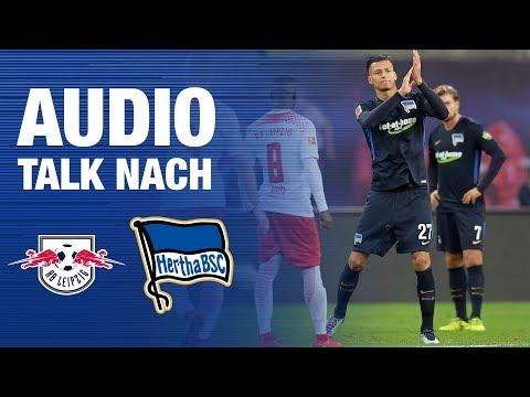 AUDIO-TALK NACH LEIPZIG - SELKE LAZARO STARK - Hertha BSC - Berlin - 2018 #hahohe