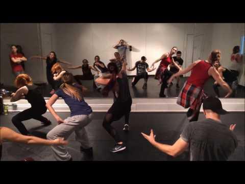 """We takin over"" HipHop Fusion Avec Léa Robert @ Scream Dance Academy"