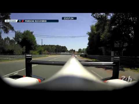 Départ de la 85e édition des 24 Heures du Mans !