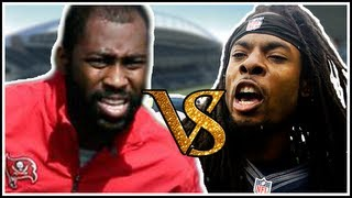 Darrelle Revis vs Richard Sherman