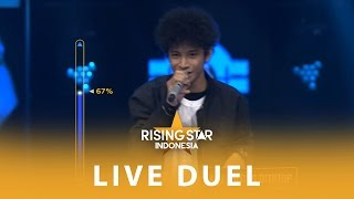 "Alif Salampessy ""Blame It On The Boogie"" 