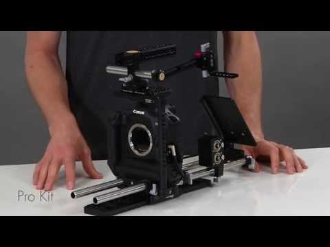 Canon 1DC Accessory Kits - Overview