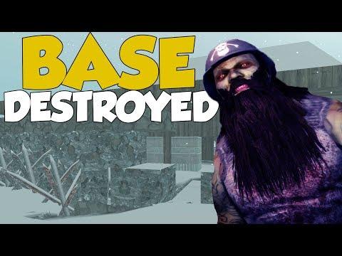 BASE DESTROYED, ROYAL RAGE! - 7 Days to Die [Season 2 - #24]