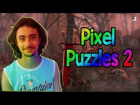 Pixel Puzzles 2 Space  #game #part1  