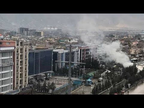 At least ten killed in explosion near political gathering in Kabul
