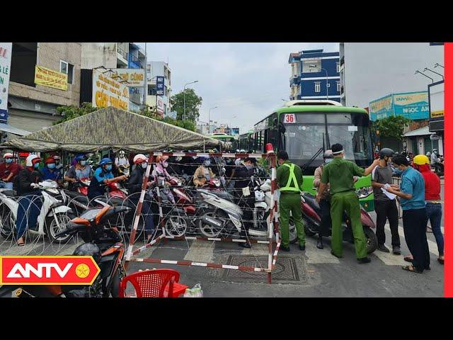 Kịch bản nào cho quận Gò Vấp sau 15 ngày giãn cách ở TPHCM   ANTV