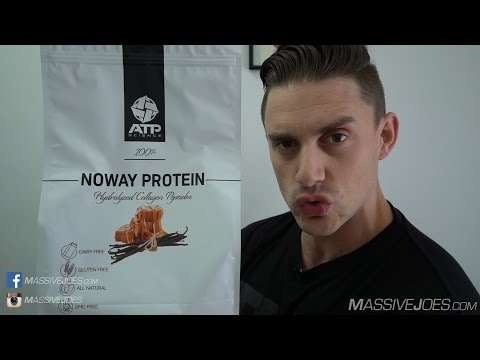 ATP Science NOWAY Protein HCP Powder Review - MassiveJoes.com Raw Review