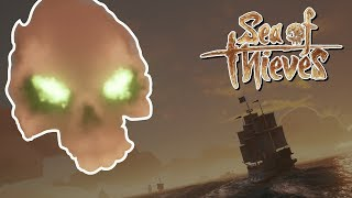 🎵 SEA OF THIEVES | 6 min Skeleton Forts Approach | SOUNDTRACK (Let
