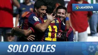 Todos Los Goles De Córdoba CF 0 8 FC Barcelona