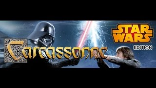 Unboxing #05 - Carcassonne: Star Wars Edition [ITA]