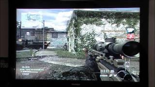 Modern Warfare 3 TDM Fallen MSR