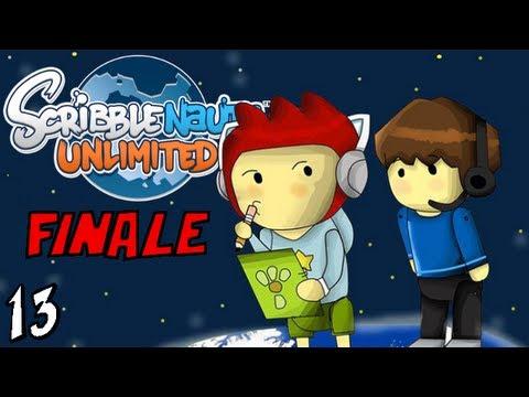 IL SUPER STRAFANTASTICO FINALE!! - Scribblenauts Unlimited - Parte 13 (Finale)