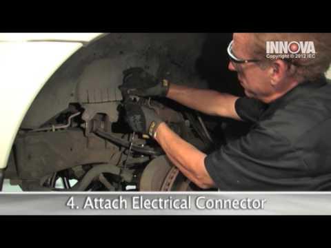 How to change ABS Wheel Speed Sensor – 1999 Lincoln Navigator