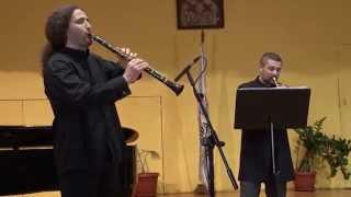 Naftule Brandwein: Firn di mekhutonim aheym - Miloš Nikolić, clarinet