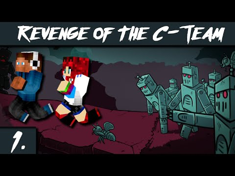 Minecraft - Revenge of the C-Team - IGEN. EZ AZ.  1.rész