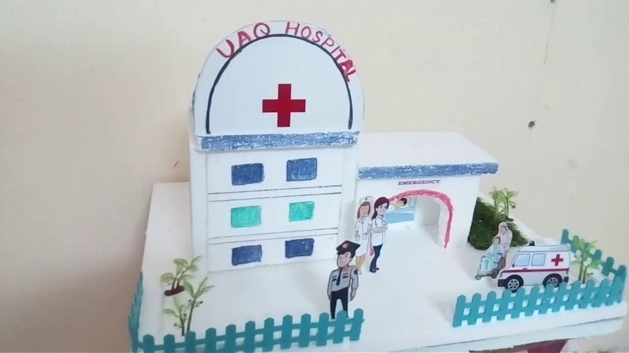 Hospital Cake Image