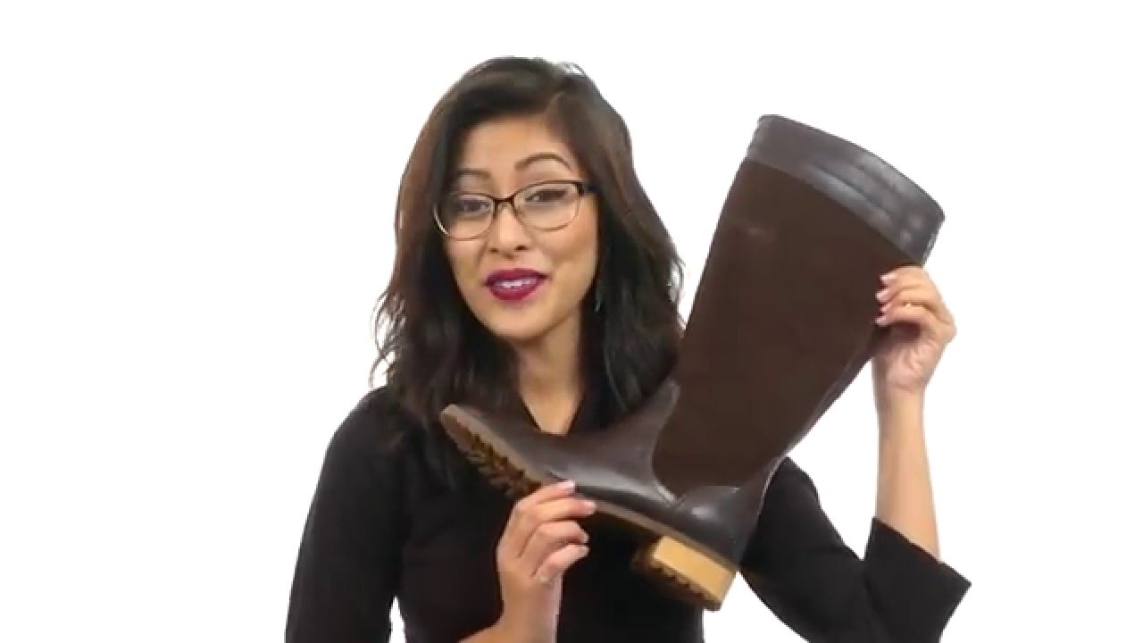indietro Isaac soffitto  Timberland Bethel Heights All Fit Tall Boot SKU:8557777 - YouTube