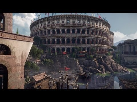 Rome - Ryse: Son of Rome - Developer Flythrough
