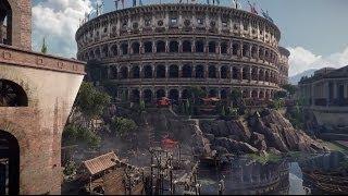 Rome - Ryse: Son of Rome - Developer Flythrough