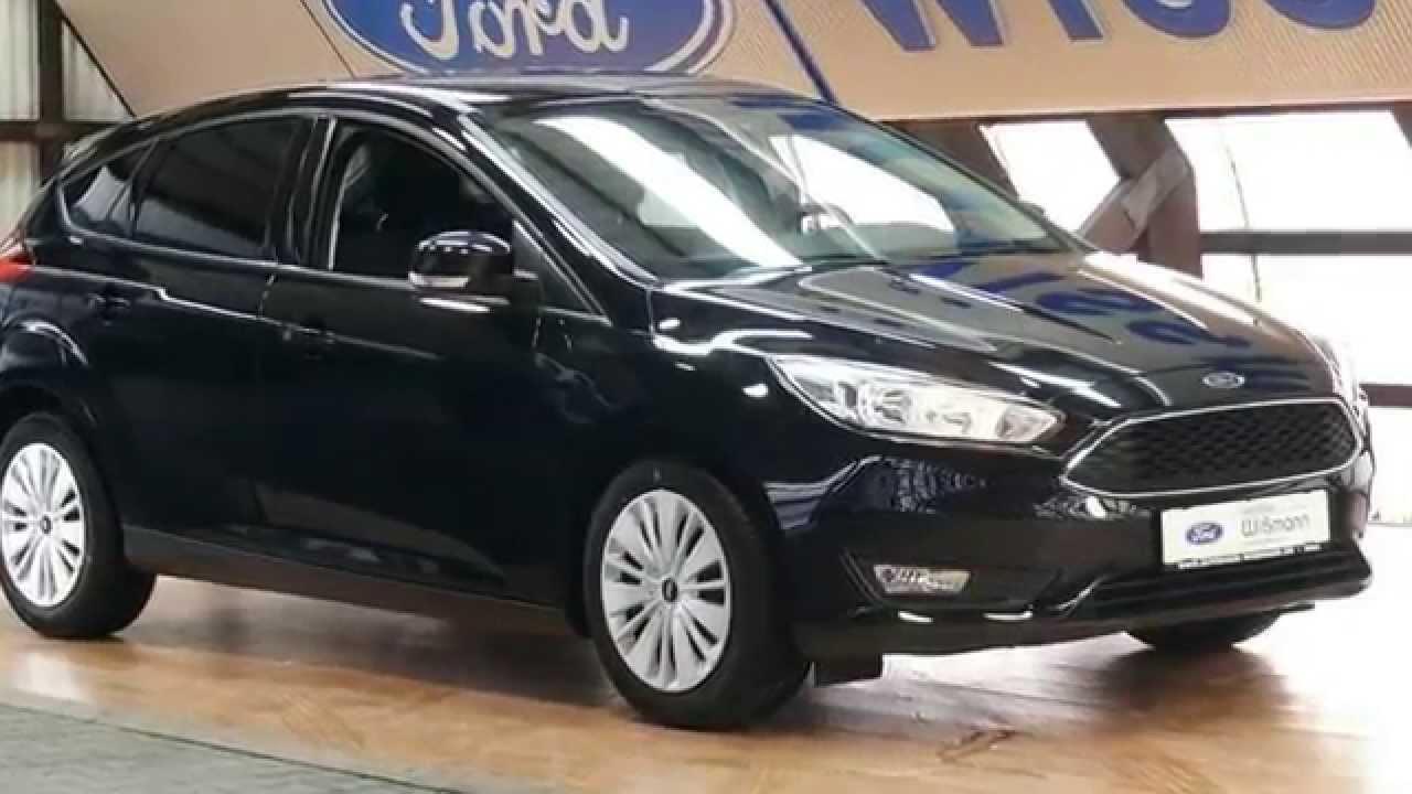 2015 ford focus black. new ford focus 10 ecoboost trend gcc5ea51496 panther schwarz 2015 black
