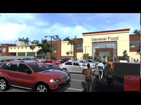 General Foods Supermarket walk through