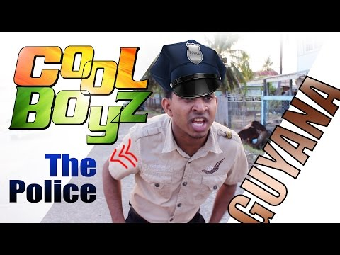 The Police - CoolBoyzTV - GUYANA JOKES