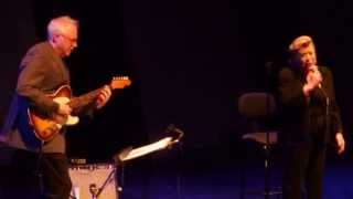 Marianne Faithfull and Bill Frisell - As Tears Go By @ Queen Elizabeth Hall, London 22.06.2013