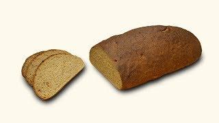 Цельнозерновой пшеничный хлеб на жидких дрожжах