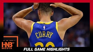 Golden State Warriors vs Cleveland Cavaliers   Game 3   Full Game Highlights  2017 NBA Finals