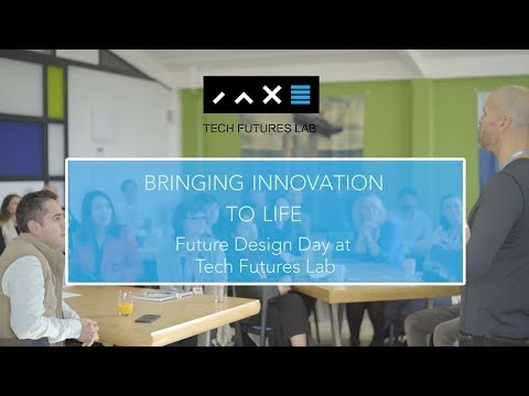 Bringing Innovation to Life: Future Design Day at Tech Futures Lab