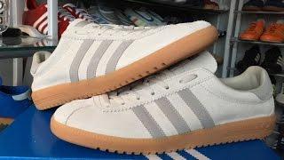 Adidas Bermuda (unboxing & on foot)