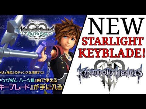 Khux Weekly Update - Unlock a New KH3 Keyblade in Union χ[Cross]!