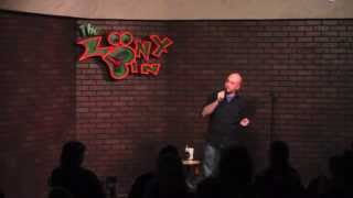 Hilton Price at the Loony Bin Comedy Club - 4/30/14