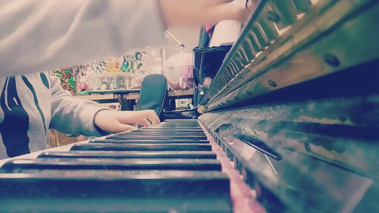 煙火裡的塵埃 piano FGV - YouTube
