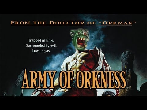 On the Bench: Army of Orkness