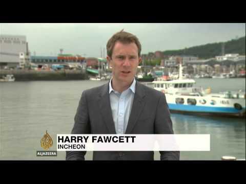 South Korea ferry trial set to begin