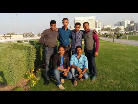 We are in Doha